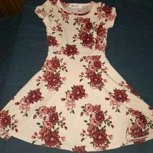 2/$20 girls floral dress